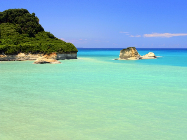 Corfu, Ionian sea, Greece