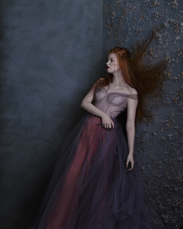 Dreams of Nowhere fashion editorial on Behance