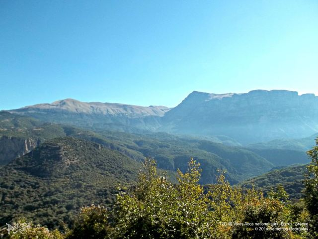 The Vikos–Aoös National Park (Εθνικός Δρυμός Βίκου–Αώου ) is a national park in the region of Epirus in northwestern Greece.