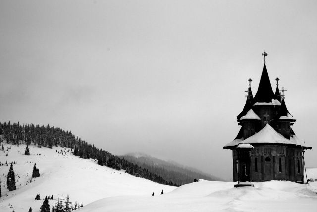 Iarna pe Prislop 2-mica